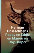Herman  Brusselmans Poppy en Eddie en Manon en Roy Harper