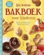 Abigail  Wheatley, Sam  Baer Het leukste bakboek voor kinderen