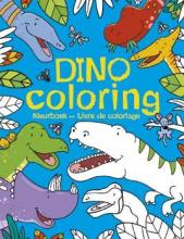 , Dino coloring