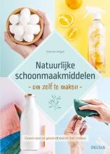 Severine JERIGNE , Natuurlijke schoonmaakmiddelen om zelf te maken
