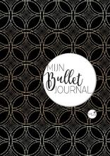 Nicole  Neven POCKET Mijn bullet journal zwart goud