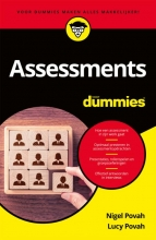 Nigel  Povah, Lucy  Povah Assessments voor Dummies, pocketeditie