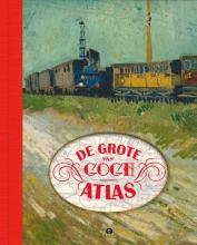 Nienke  Denekamp, René van Blerk, Teio  Meedendorp De Grote Van Gogh Atlas + 2 DVD`s van de tv-serie Krabbé zoekt Van Gogh.