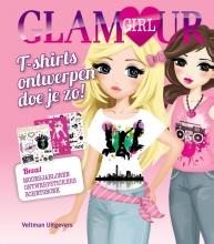 Lisa  Regan Glamour Girl - T-shirts ontwerpen doe je zo!