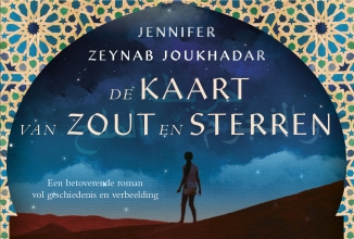Jennifer Zeynab  Joukhadar De kaart van zout en sterren