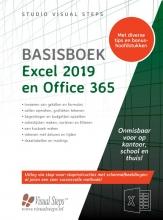 Studio Visual Steps , Basisboek Excel 2019, 2016 en Office 365