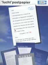 Plint Mapjes poeziekaarten `lucht` postpapier van verschillende dichters
