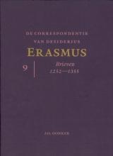 Desiderius  Erasmus De correspondentie van Desiderius Erasmus  9