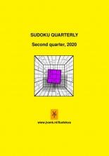 Herman Adèr Sudoku quarterly 2020, quarter 2