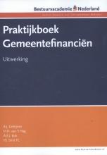 P.J. Smit A.J. Geleijnse  H.H. van `t Hag  A.E.J. Kok, Praktijkboek gemeentefinanciën
