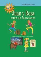 Antoinette Gerichhausen , Juan y Rosa están de vacaciones 1 Werkboek