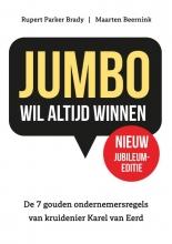 Maarten Beernink Rupert Parker Brady, Jumbo wil altijd winnen