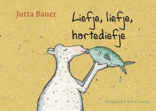 Jutta  Bauer Liefje, liefje, hartediefje