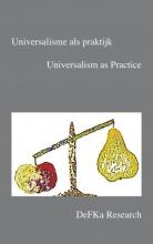 Gert Wijlage (red.) , Universalisme als praktijk