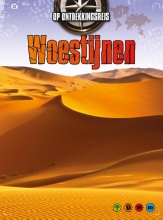 Nick Hunter , Woestijnen