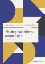 Barend Barentsen Guus Heerma van Voss, Inleiding Nederlands sociaal recht
