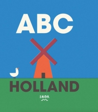 Steve Korver , ABC boek Holland