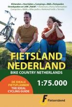 W.A. van der Meijden J.F.G. Eberhardt, Fietsland Nederland