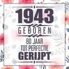 Vera Nelles , 1941 Geboren 80 Jaar Tot Perfectie Gerijpt