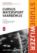 Ben  Ros Studiewijzer watersport vaarbewijs