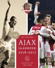 Ronald  Jonges, Matty  Verkamman, Evert  Vermeer, Monique  Janse, Gerben  Oostdam Het officiële Ajax Jaarboek 2016-2017