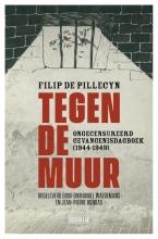 Filip  De Pillecyn Tegen de muur