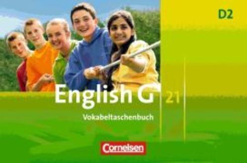 ,English G 21. Ausgabe D 2. Vokabeltaschenbuch