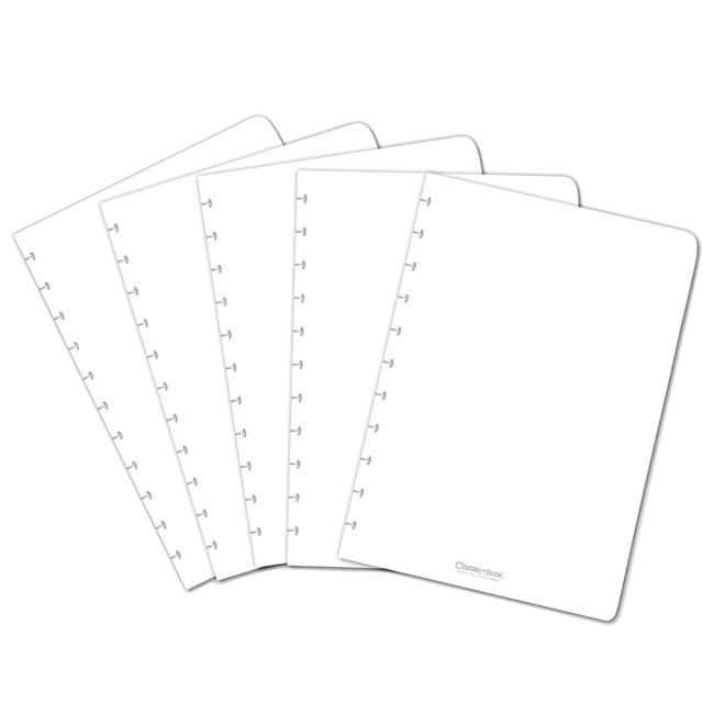 ,Uitbreidingsset Correctbook A4 met 5 bladen