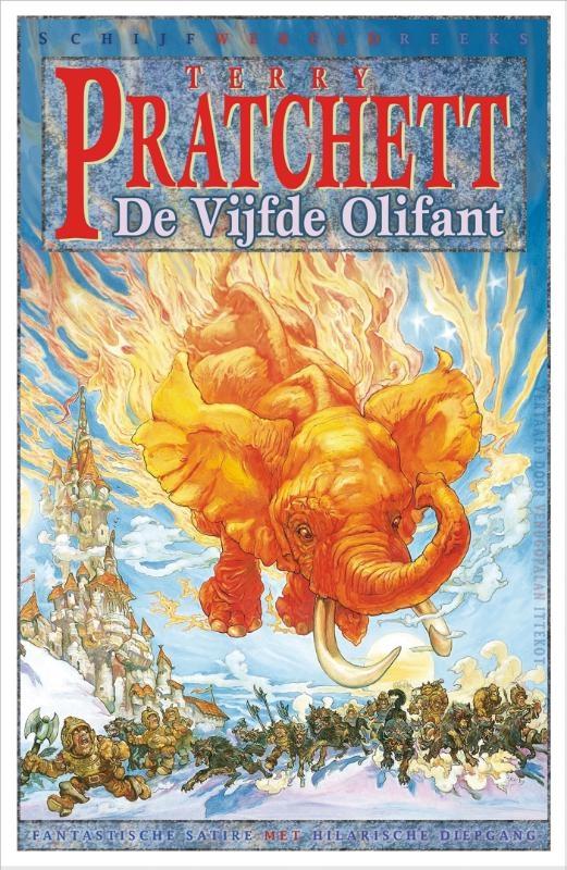 Terry Pratchett,De Vijfde olifant