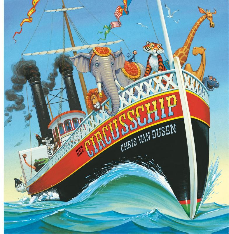 Chris van Dusen,Het circusschip