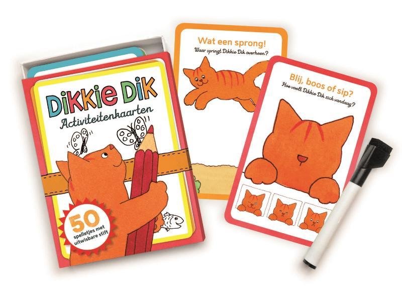 Jet Boeke,Activiteitenkaarten