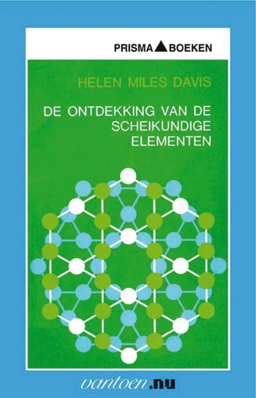 H.M. Davis,Ontdekking van de scheikundige elementen