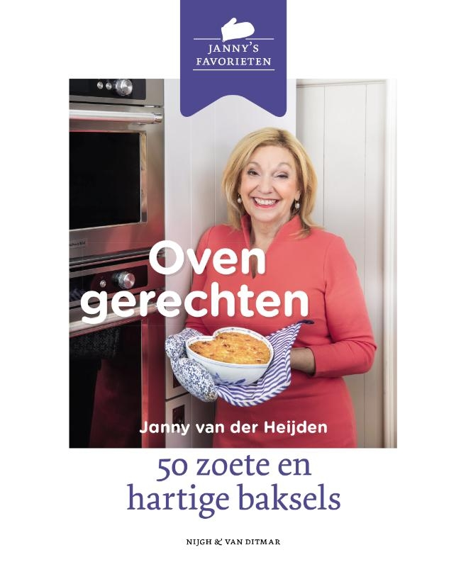 Janny van der Heijden,Ovengerechten