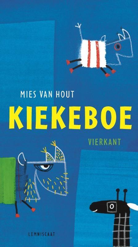 Mies van Hout,Kiekeboe vierkant
