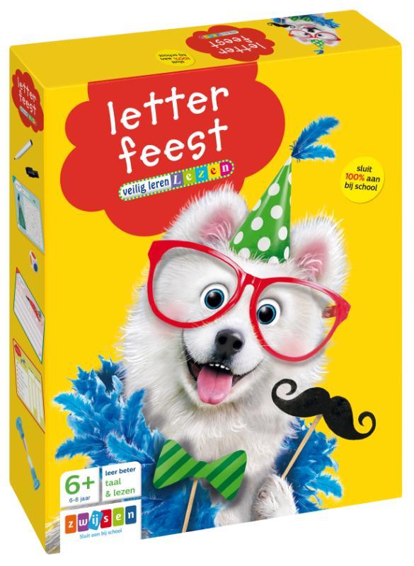 ,Letterfeest Veilig leren lezen