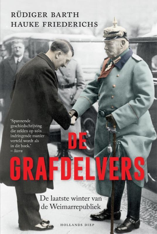 Rüdiger Barth, Hauke Friederichs,De grafdelvers