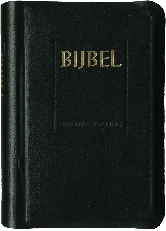 ,Bijbel (SV) met kleursnee