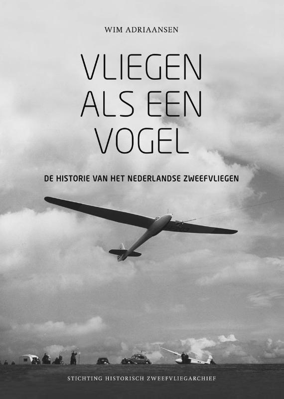 Wim Adriaansen,Vliegen als een vogel