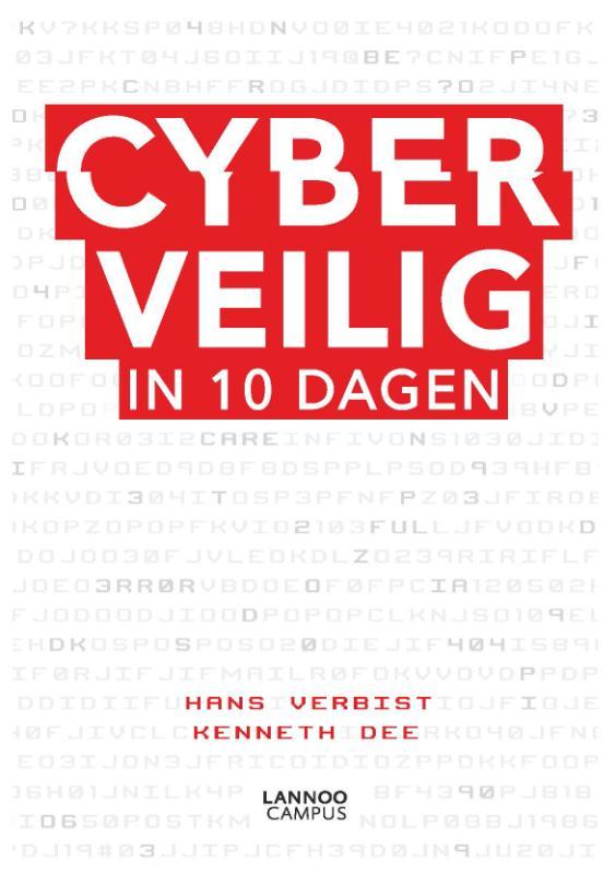 Hans Verbist, Kenneth Dée,Cyberveilig in 10 dagen