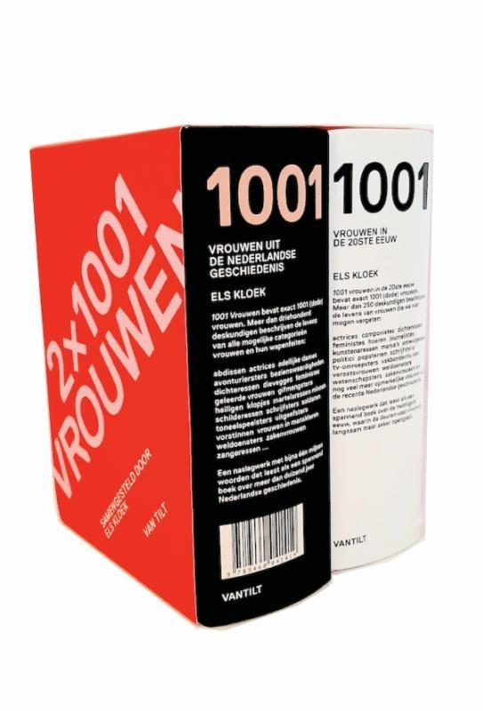 Els Kloek,1001 Vrouwen-combinatiepakket