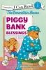 Zondervan Publishing,Berenstain Bears` Piggy Bank Blessings