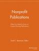 Stevenson, Scott C.,Nonprofit Publications