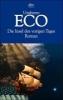 Eco, Umberto,Die Insel des vorigen Tages