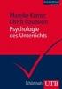 Kunter, Mareike,Psychologie des Unterrichts