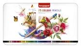 ,<b>Kleurpotloden Bruynzeel Expression colour blik à 72 stuks assorti</b>