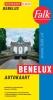 ,Falk autokaart Benelux classic