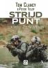 <b>Tom  Clancy, Peter  Telep</b>,Strijdpunt - grote letter uitgave