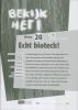 M.  Bekker,Bekijk het! Bio & Verzorging 2 Vmbo-KGT Werkboek 20