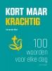 <b>Lia van der Neut</b>,Kort maar krachtig