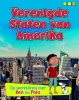 <b>Anita  Ganeri</b>,Op wereldreis met Ben en Polo Verenigde Staten van Amerika